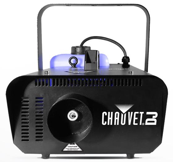 chauvet fog machine 1301