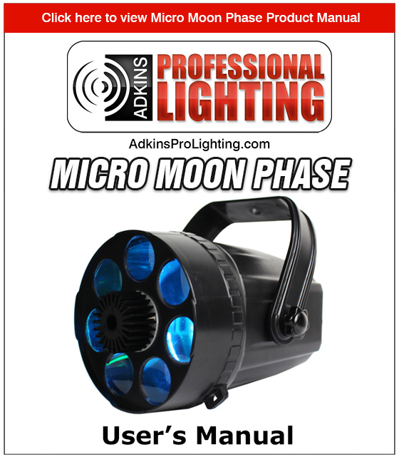 Micro Moon Phase Product Manual