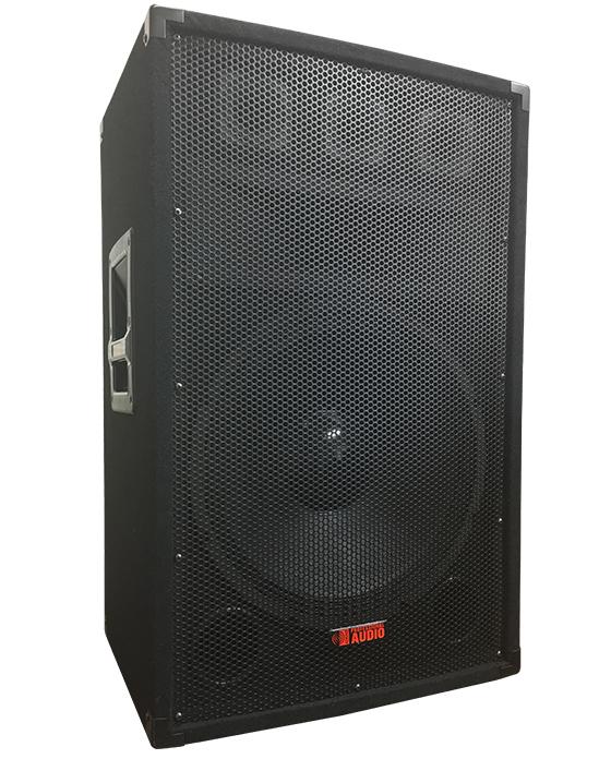 15 Quot Speaker 1000 Watts 3 Way Adkins Pro Audio Dj