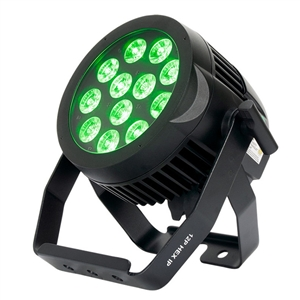 American DJ 12P Hex IP RGBAW+UV IP65 Rated LED Par