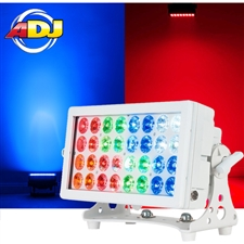 American DJ 32 Hex Panel IP IP65 Outdoor Rated Wash / Blinder / Color Strobe LED Fixture