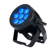 American DJ 7P Hex IP RGBAW+UV IP65 Rated LED Par