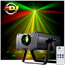 ADJ American DJ Ani Motion RG FX Laser with IR Remote