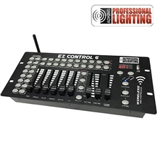 Wireless EZ Controller For Adkins Professional Lighting RGBAW-UV Lights