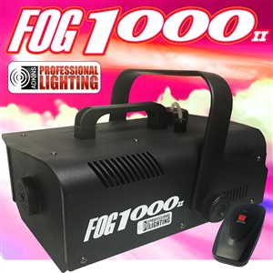 1000 Watt Fog Machine W/Remote