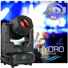 ADJ HYDRO BEAM X1 IP65 Outdoor-Rated Moving Head Beam Fixture