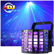 American DJ Mini Dekker LZR Moonflower Effect and Laser