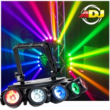 American DJ Penta Pix 5x15w RGBW LED Beam Effect Light