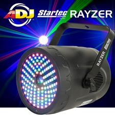 American DJ Rayzer Startec 2 in 1 Laser Wash Light Effect