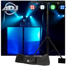 American DJ Starbar Wash System with LED PARs