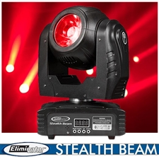 Eliminator Lighting Stealth Beam LED Moving Head