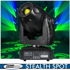 Eliminator Lighting Stealth Spot 60W LED Moving Head