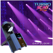Blizzard Lighting Turbo Scan 150W LED Scanner