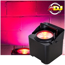 American DJ WiFLY EXR Dotz Par Battery Powered 36W Tri COB LED